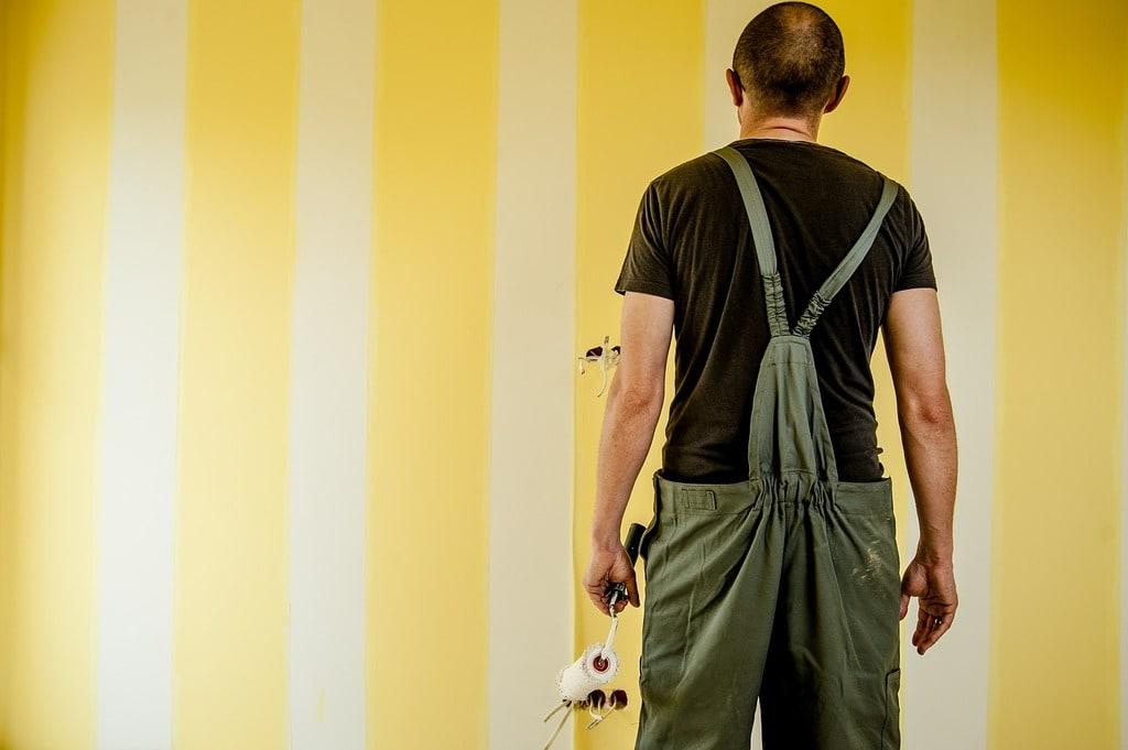 Quel est le rôle d'un peintre bâtiment ?